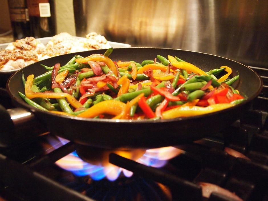 healthy, vegetarian recipes, stir fry