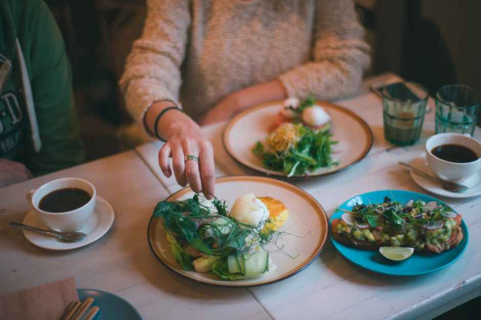 Why people eating more healthy food may be less vulnerable developing certain ailments, conditions and diseases